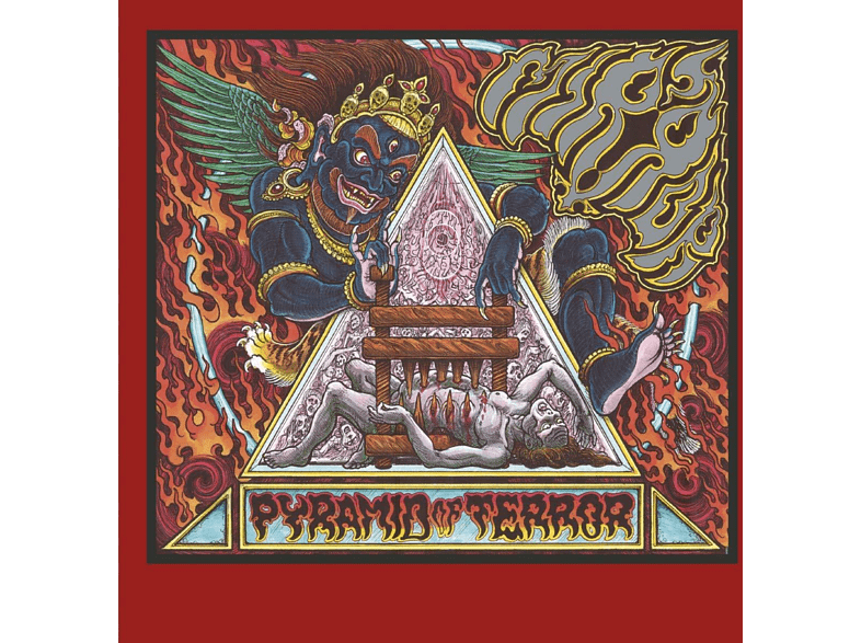 Mirror - PYRAMID OF TERROR [CD]