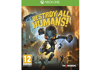 Xbox One - Destroy All Humans! /D