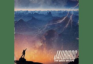 Jailbirds - The Great Escape (Lim Transparent Blue Vinyl)  - (Vinyl)