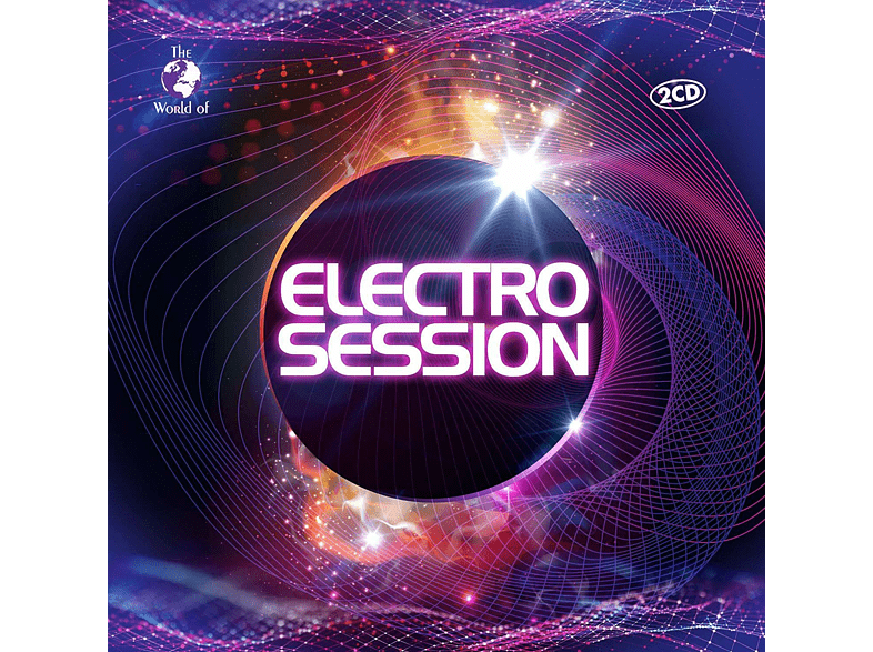 VARIOUS - Electro Session [CD]