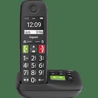 GIGASET Gigaset E290A  schnurloses DECT-Telefon mit Anrufbeantworter
