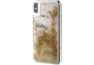SBS Cover Gold iPhone X / XS Gouden (TESLCOVWATGOLDIPX)