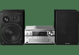 PANASONIC SC-PMX 94 EG-S Kompaktanlage (Silber)