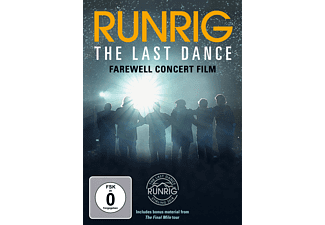Runrig - The Last Dance – Farewell Concert Film  - (DVD)