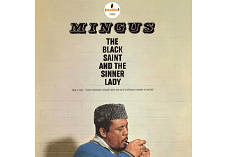 Charles Mingus - The Black Saint And The Sinner Lady Vinyle