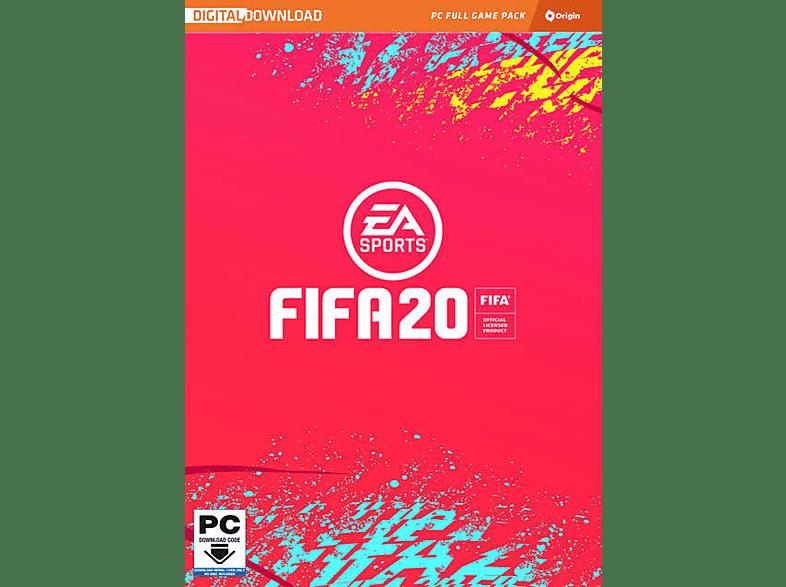 FIFA 20 NL/FR PC