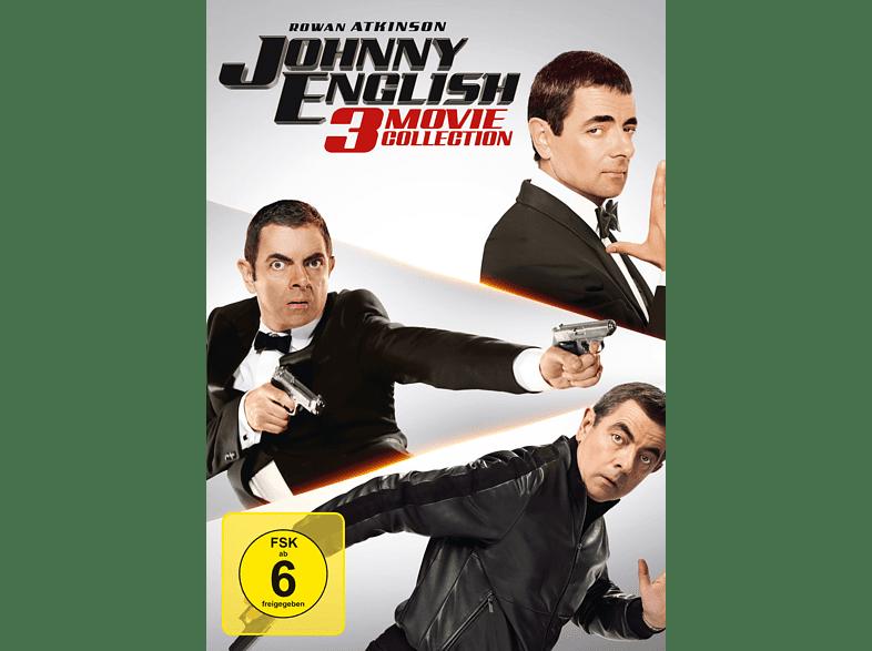 Johnny English 3-Movie Boxset [DVD]