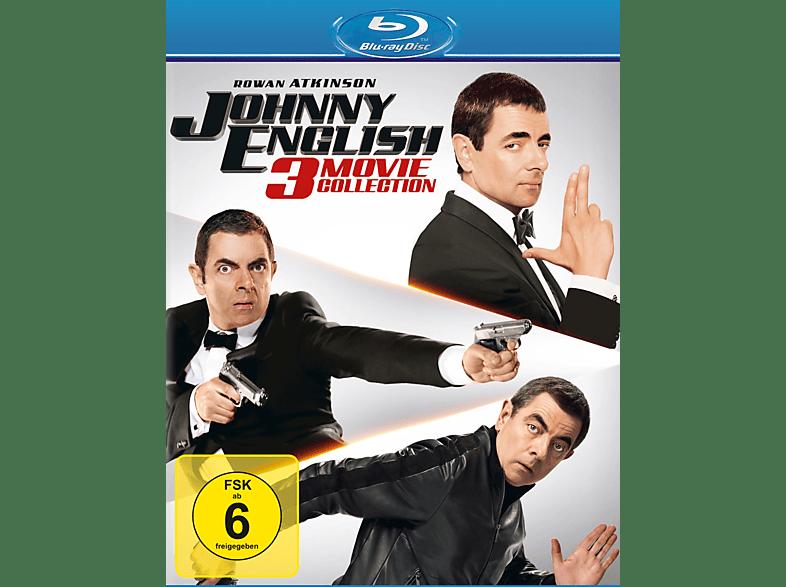 Johnny English 3-Movie Boxset [Blu-ray]