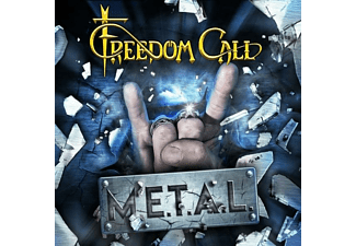 Freedom Call - M.E.T.A.L.  - (Vinyl)