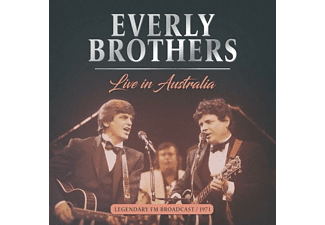 The Everly Brothers - Live In Australia 1971  - (CD)