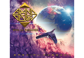 Grand Design - Viva La Paradise-Special Mission (Digipak)  - (CD)