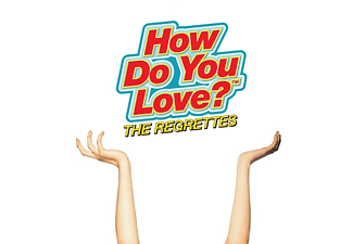 The Regrettes - How Do You Love?  - (CD)