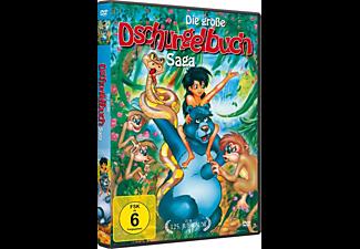 Die große Dschungelbuch Saga DVD