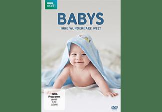 Babys - Ihre wunderbare Welt DVD