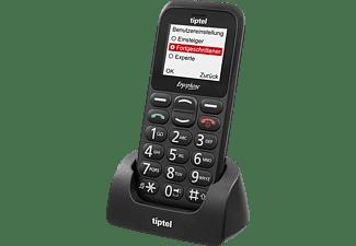 TIPTEL Ergophone 6310 Seniorenhandy, Schwarz