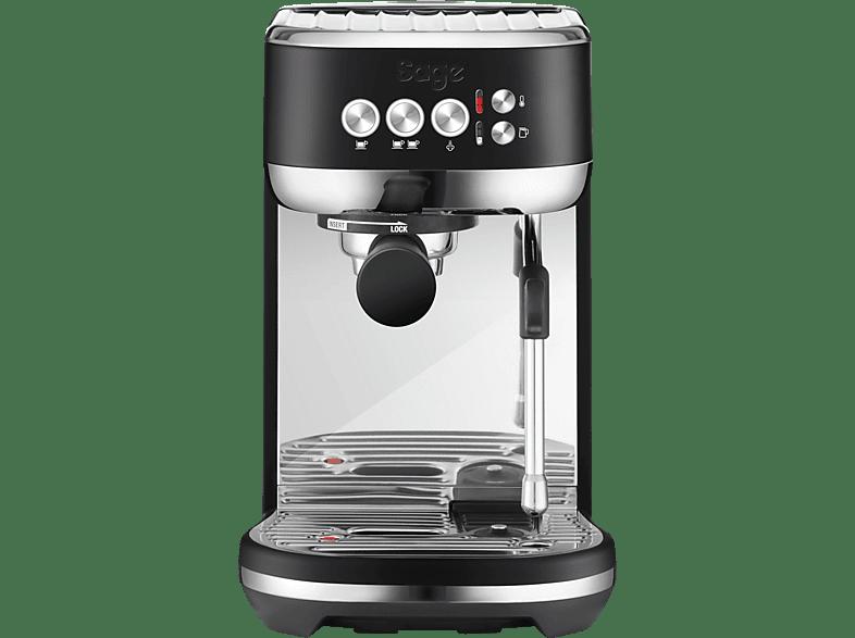 SAGE SES500BTR4EEU1 the Bambino Plus Espressomaschine Schwarz