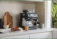 SAGE SES878BTR4EEU1 the Barista Pro Espressomaschine Matt Schwarz