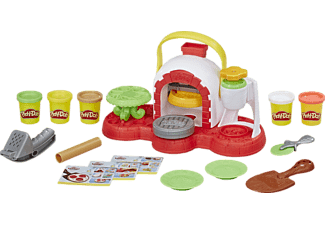 PLAY-DOH Play-Doh Pizzaofen Knetspielset, Mehrfarbig