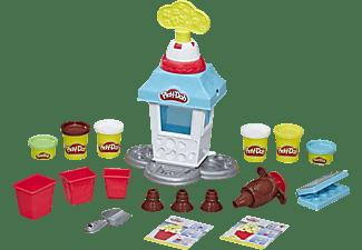 PLAY-DOH Play-Doh Popcornmaschine Knetspielzeugset, Mehrfarbig