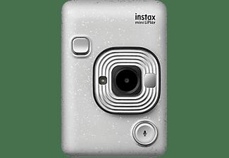FUJI Instax Mini LiPlay Stone white