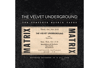 The Velvet Underground - The Complete Matrix Tapes (LTD) Vinyle