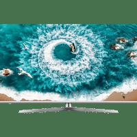 HISENSE H 55 U 8 B LED TV (Flat, 55 Zoll, 138 cm, UHD 4K, SMART TV, VIDAA U3.0)