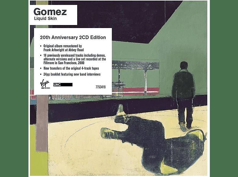 Gomez - Liquid SKin (LTD 20th Anniversary) CD
