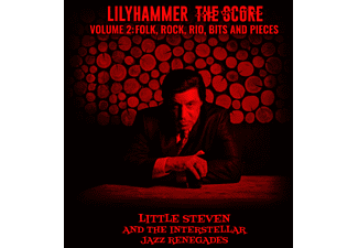 Little Steven & The Interstellar Jazz Renegades - Lilyhammer The Score Vol.2: Folk, Rock, Rio, Bits And Pieces CD