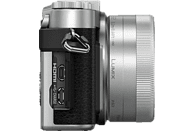 PANASONIC DC-GX 880 Systemkamera 16 Megapixel mit Objektiv 12-32 mm , 7.5 cm Display  , WLAN
