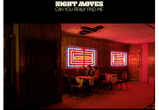 Night Moves - Can You Really Find Me (Mini-Gatefold)  - (CD)