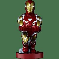 AMS Cable Guy - Iron Man Schlüsselanhänger, Mehrfarbig