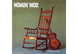 Howlin' Wolf - Howlin' Wolf (Translucent Light Green Vinyl)  - (Vinyl)