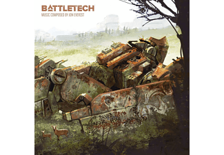 John Everist - Battletech-Official Soundtrack  - (Vinyl)