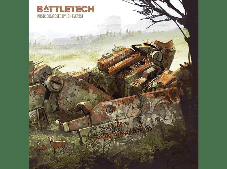 John Everist - Battletech-Official Soundtrack [Vinyl]