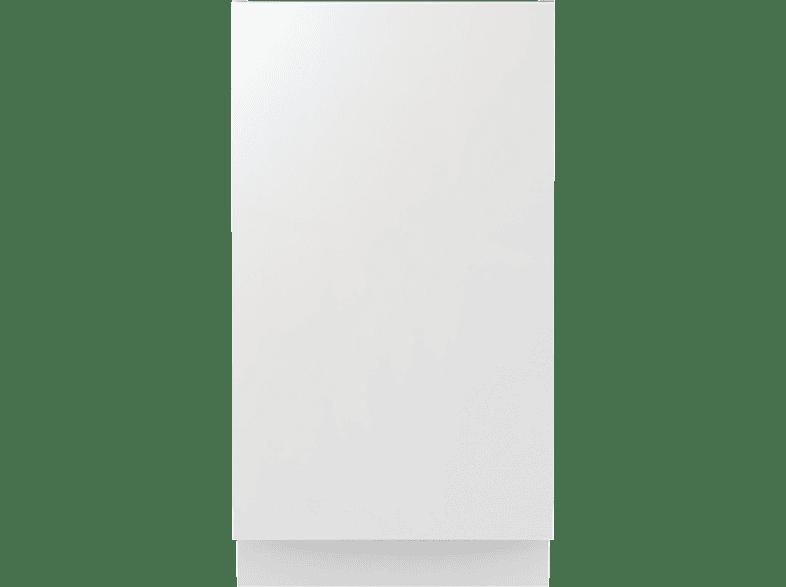 GORENJE GV 52010  Geschirrspüler (vollintegrierbar, 448 mm breit, 49 dB (A), A++)