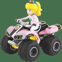 CARRERA RC 2.4 GHz Mario Kart(TM),  Peach - Quad RC Fahrzeug, Mehrfarbig