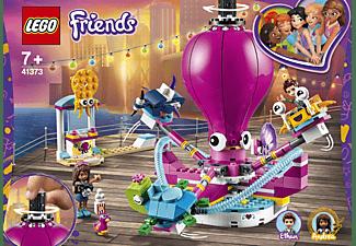 LEGO 41373 Lustiges Oktopus-Karussell Bausatz, Mehrfarbig