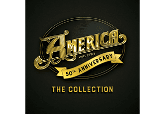 America - The Collection - 50th Anniversary (Vinyl LP (nagylemez))