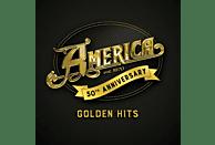 America - AMERICA 50:GOLDEN HITS [CD]