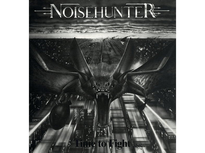 Noisehunter - Time to Fight (colored vinyl) [Vinyl]