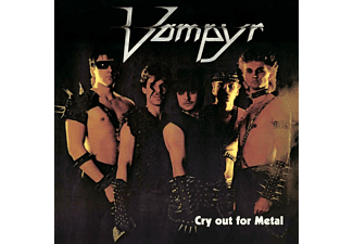 Vampyr - Cry out for Metal (colored vinyl)  - (Vinyl)