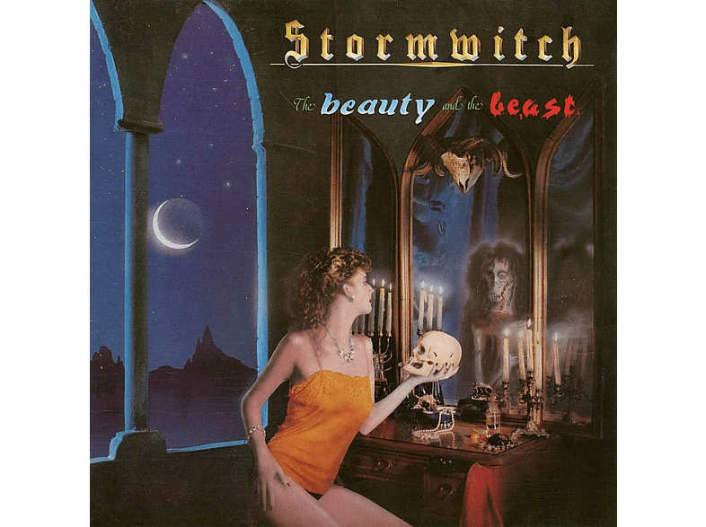 Stormwitch - The Beauty and the Beast (colored vinyl) [Vinyl]
