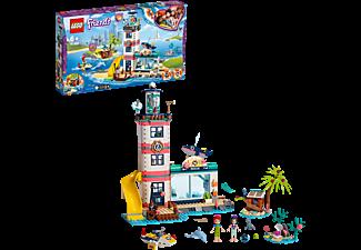 LEGO Leuchtturm mit Flutlicht Bausatz, Mehrfarbig