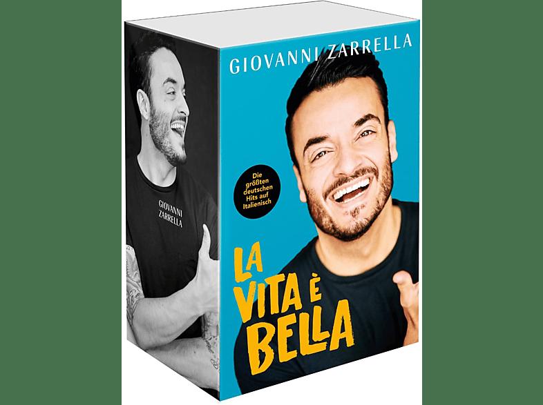 Giovanni Zarrella - La Vita È Bella (Limited Fanbox Edition) [CD]