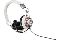 HAMA Style Stereo-Headset Rose/Weiß