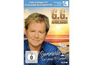 G.G. Anderson - Summerlove  - (DVD)