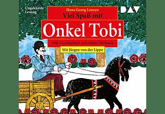 Hans Georg Lenzen - Viel Spaß mit Onkel Tobi  - (CD)