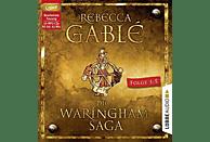 Gable Rebecca - Die Waringham-Saga Teil 1-5 - (CD)