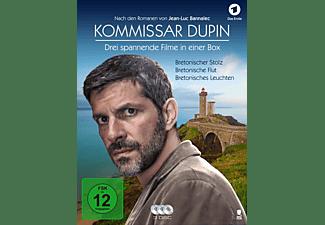Kommissar Dupin Box: BRETONISCHER STOLZ - BRETONISCHE FLUT - BRETONISCHES LEUCHTEN Blu-ray