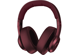 FRESH N REBEL Clam ANC, Over-ear Kopfhörer Bluetooth Ruby Red